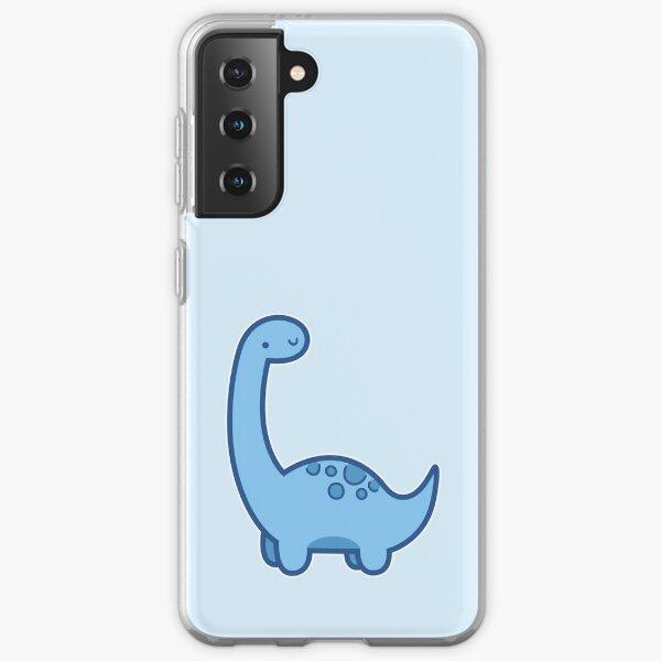 Dino mignon Coque souple Samsung Galaxy