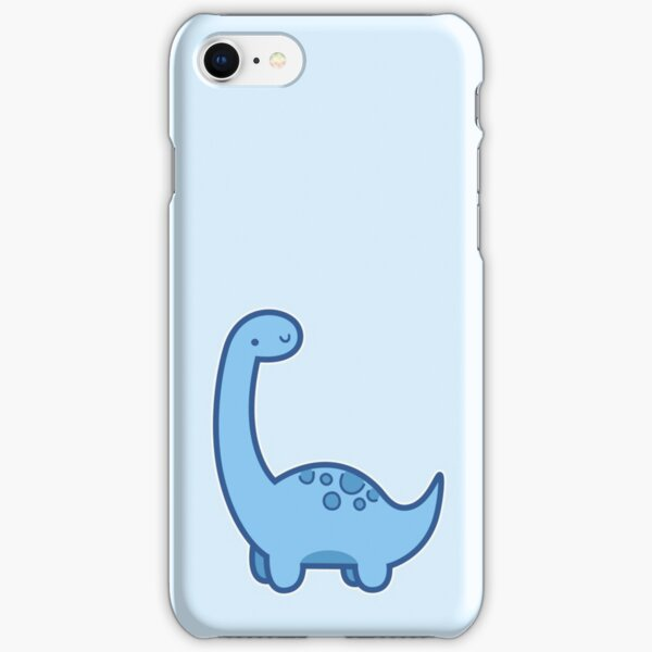 Cute Dino iPhone Snap Case