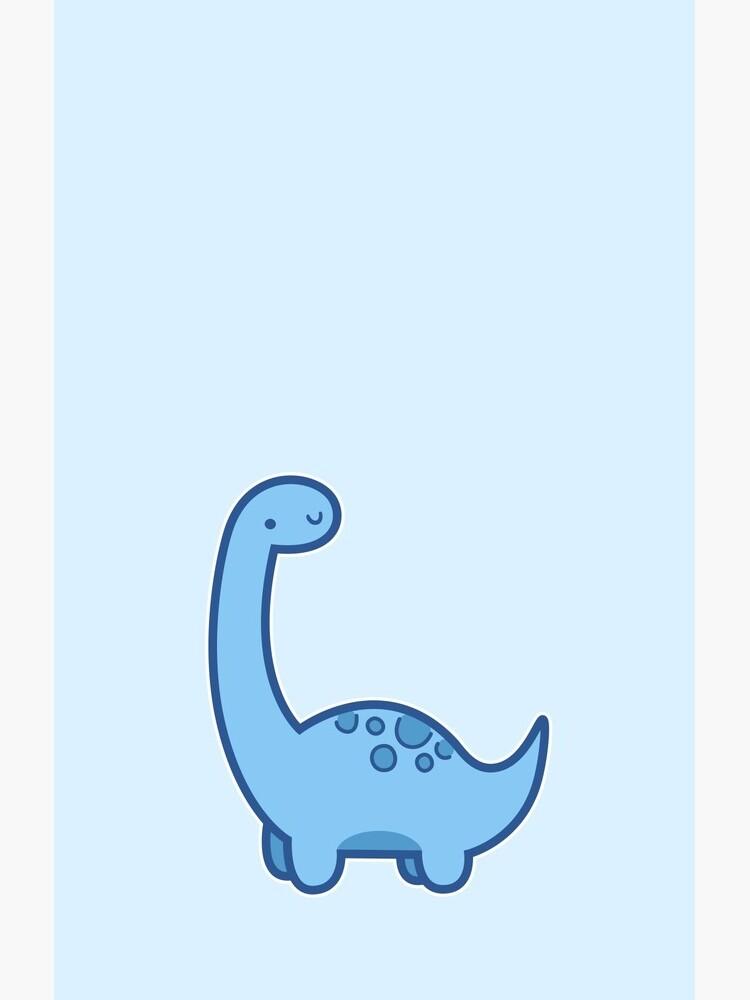 Cute Dino by hocapontas