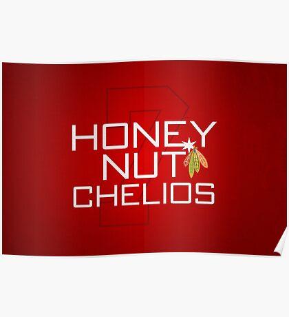 Honey Nut Chelios Poster