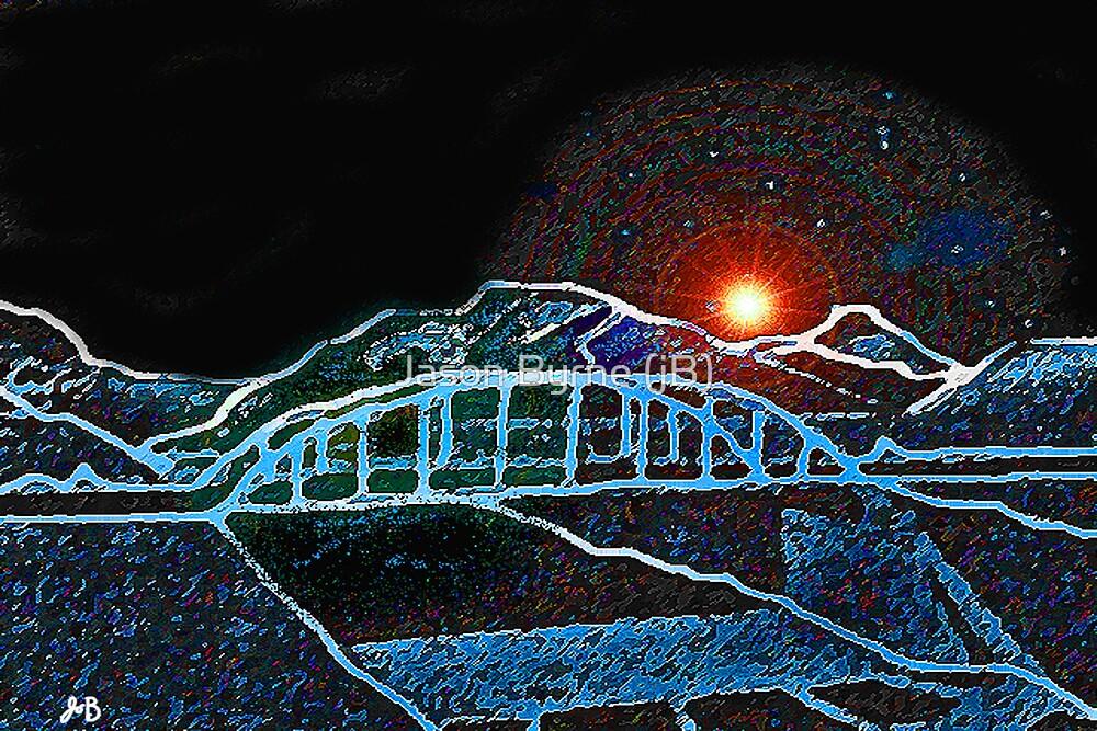 BRIDGE TO FAR by Jason Byrne (jB)