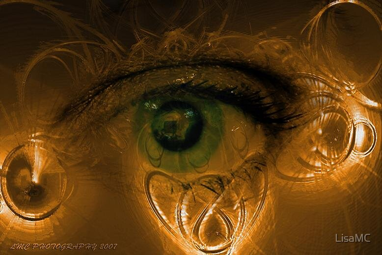 All Seeing by LisaMC