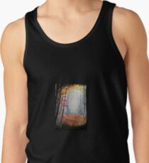 autumn landscape Tank Top