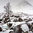 Frozen Falls by Jeanie