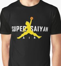 Air Super Saiyan - Classic Graphic T-Shirt