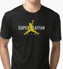 Air Super Saiyan - Classic Tri-blend T-Shirt