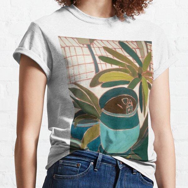 Blue Pot Classic T-Shirt