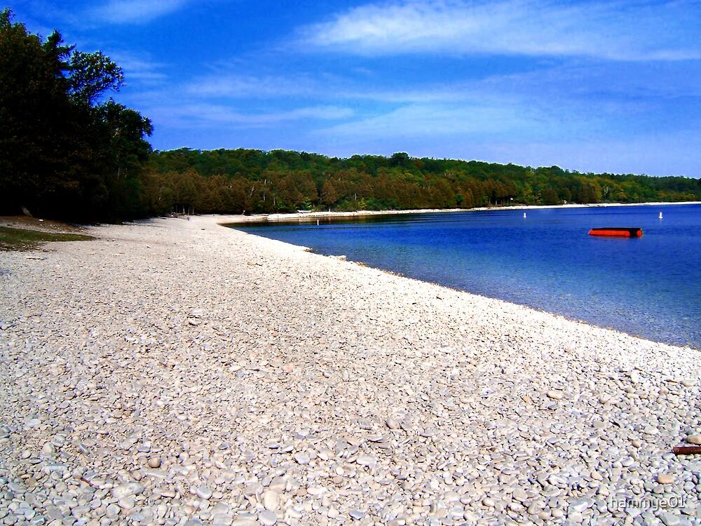 White Rocks Beach by hammye01
