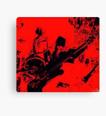 #39 The Righteous Sons of Edo aka Drgon Bomb ii - Science Garage Canvas Print
