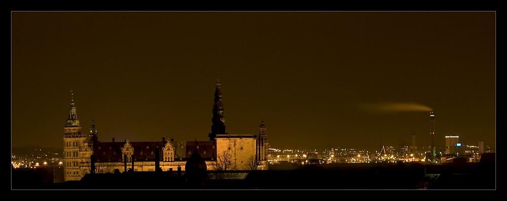 Kronborg - castle of prins Hamlet by Snapshooter