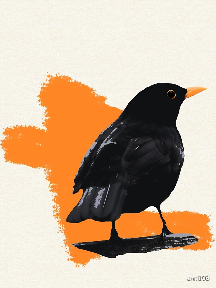 Blackbird fly by anni103