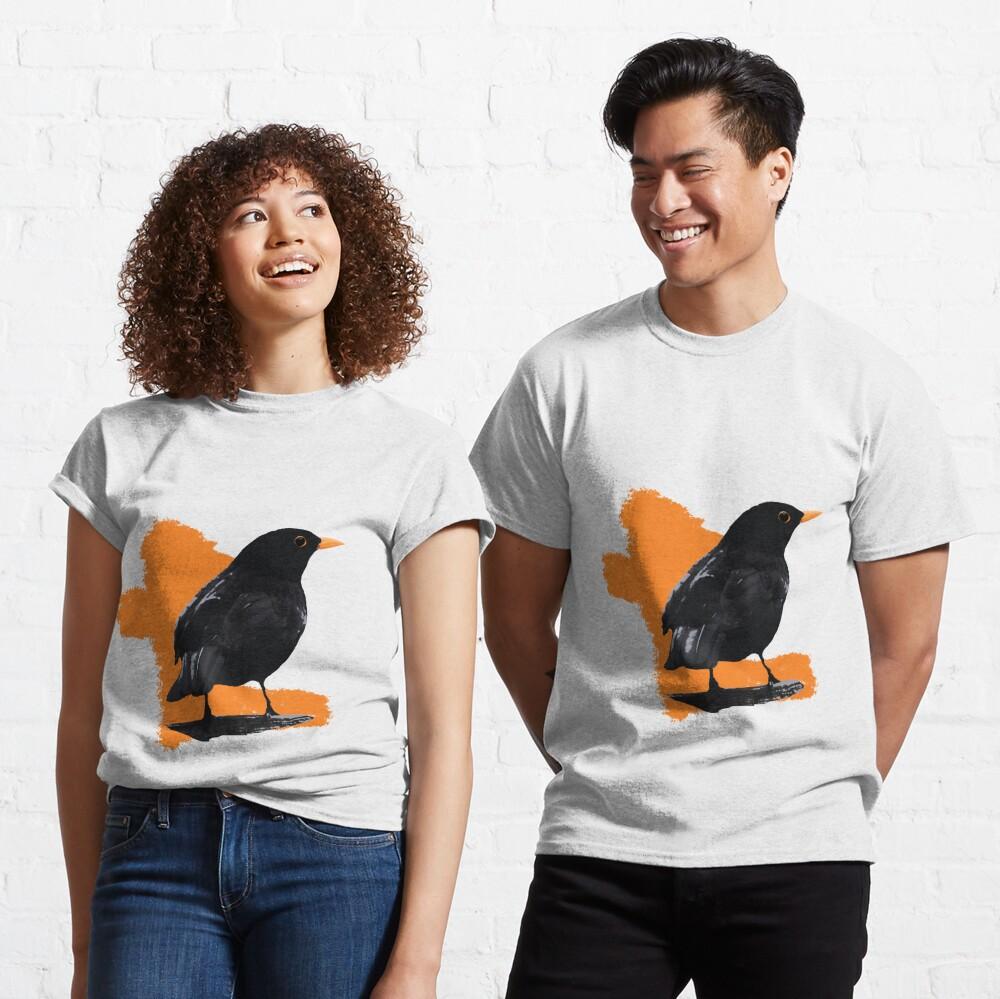 Blackbird fly Classic T-Shirt