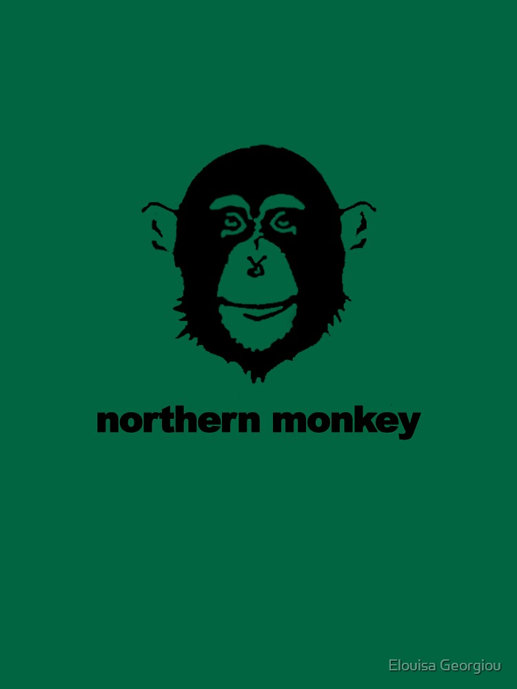 northern monkey by MissGeorgiou