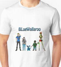 Bluewallaroo Unisex T-Shirt