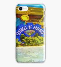Carousel of Progress iPhone Case/Skin