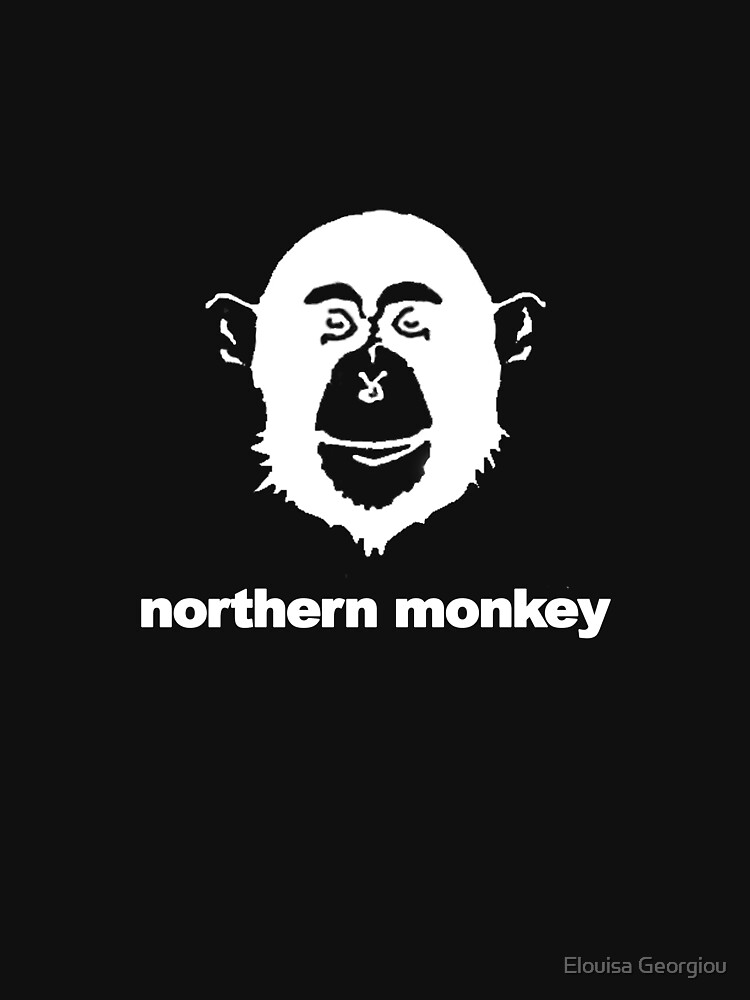 northern monkey by MissGeorgiou
