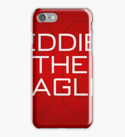 Eddie the Eagle iPhone Case/Skin