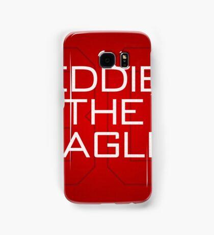 Eddie the Eagle Samsung Galaxy Case/Skin