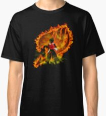 Fairy Tail on Fire Classic T-Shirt
