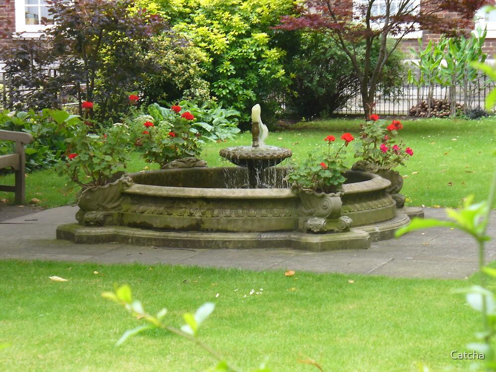 European Garden by Catcha