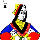 Queen of Spades by CorneliaT