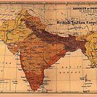 British Indian Empire 1909 by gosteampunk