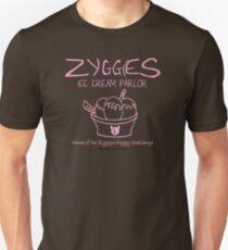 Zyggies Ice Cream Parlor Unisex T-Shirt
