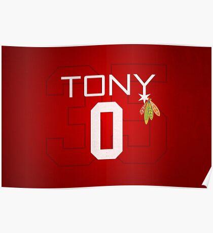 Tony 0 Poster