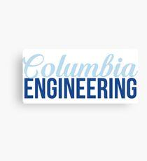 Columbia Engineering Canvas Print