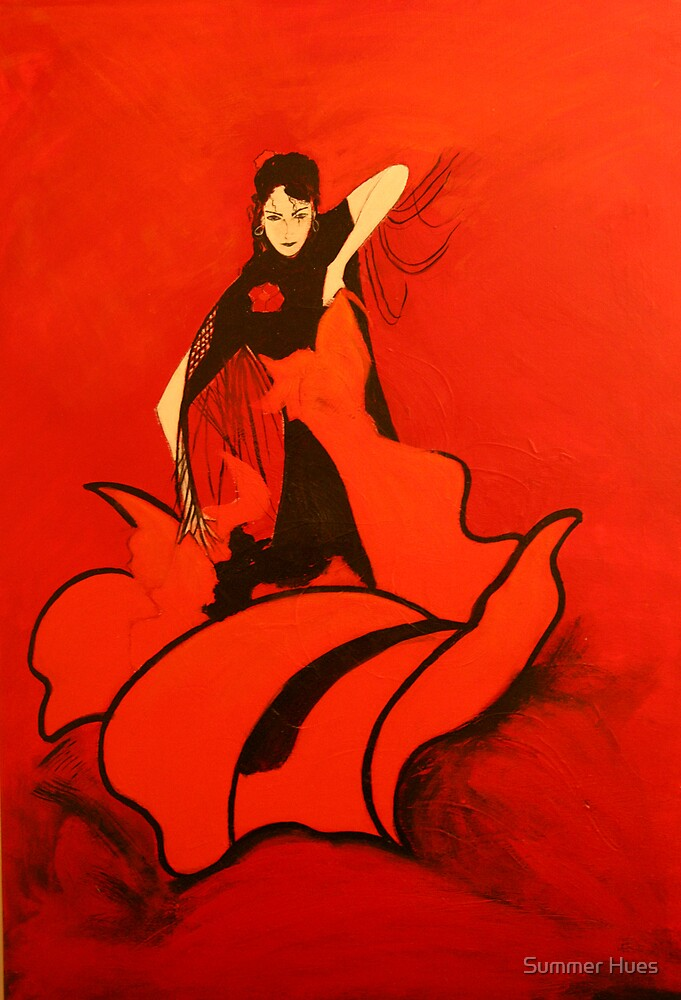 Flamenco by Summer Hues