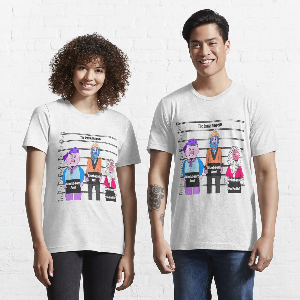 The Usual Suspects? Essential T-Shirt