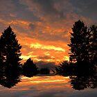 Sunset ! by Elfriede Fulda