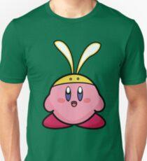 Bunny hood Kirby Unisex T-Shirt
