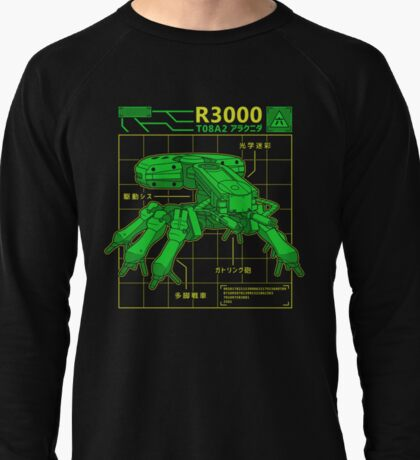R3000 Database Lightweight Sweatshirt