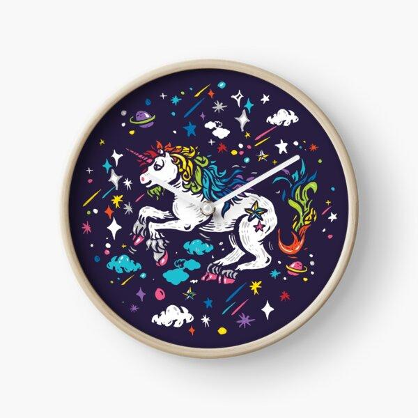 The Unicorn Clock