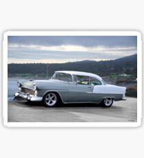 1955 Chevrolet Bel Air Two-Door Hardtop ll Sticker