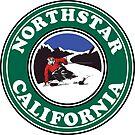 SKIING NORTHSTAR CALIFORNIA SKI SNOWBOARDING SKIER MOUNTAINS 2 by MyHandmadeSigns