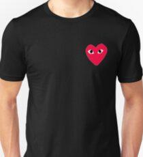 COMME DES GARÇONS PLAY 3 T-Shirt