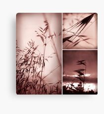 Grass Combo Canvas Print