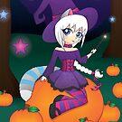 Enchanted Pumpkin Patch by kat-finn