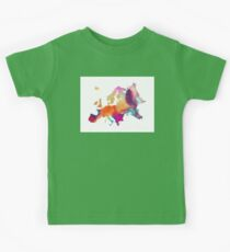 Europe map Kids Clothes