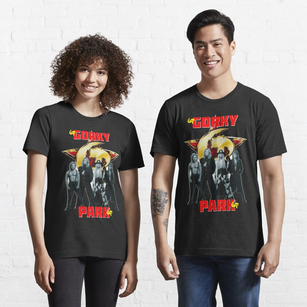 Gorky Park Band T Shirt By Helenasimmons Redbubble