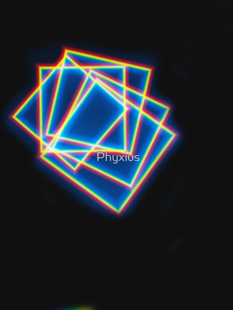 Rainbow Squares by Phyxius
