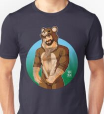 ADAM LIKES TEDDY BEARS Unisex T-Shirt