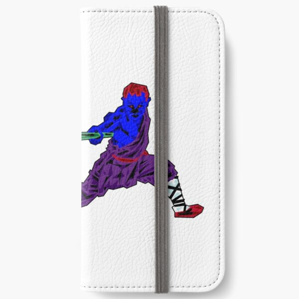 Shaolin-Bot iPhone Flip-Case