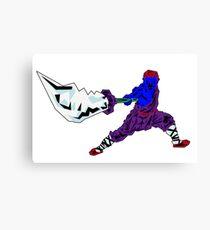 Shaolin-Bot Leinwanddruck