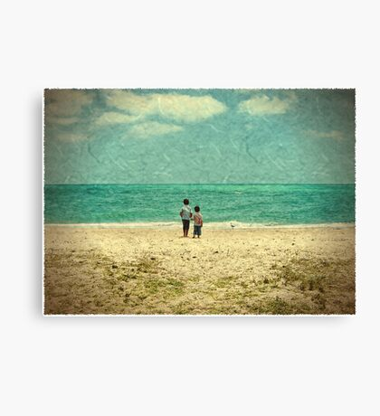 Bond.... Canvas Print