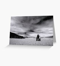 That's awesome dad! Greeting Card