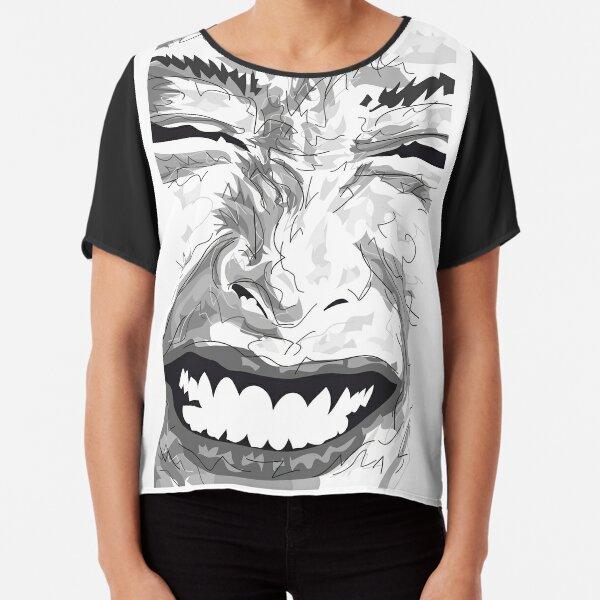 Smile Chiffon Top