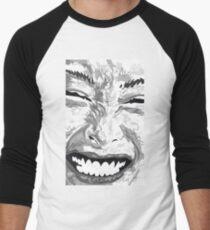 Smile Baseballshirt für Männer